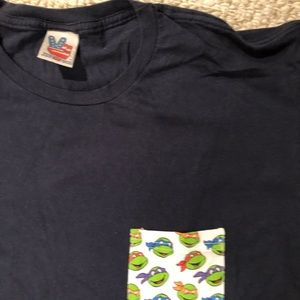 Ninja Turtle size large men's TShirt